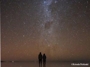アンデス山脈から見る最高の星空!